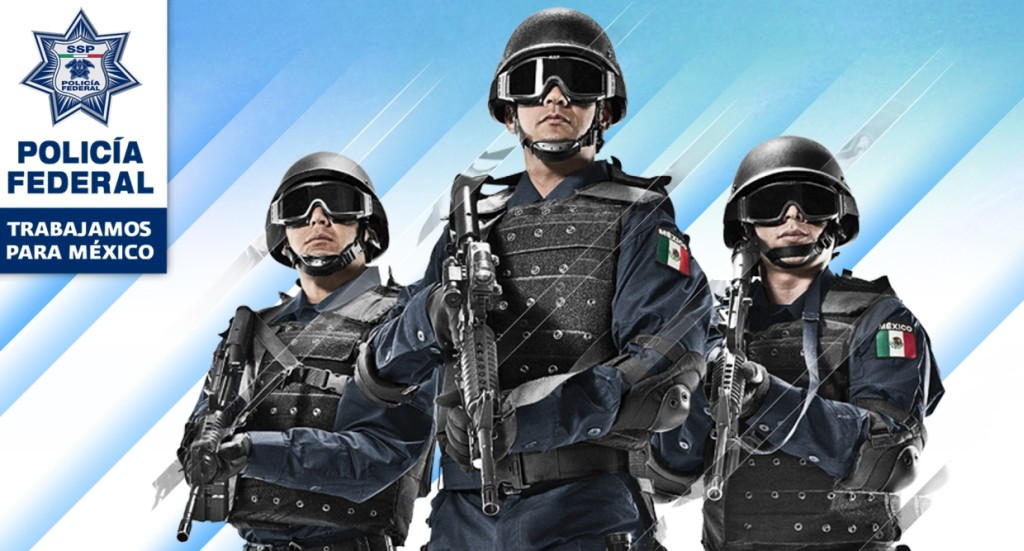Policia Federal Machacacorp